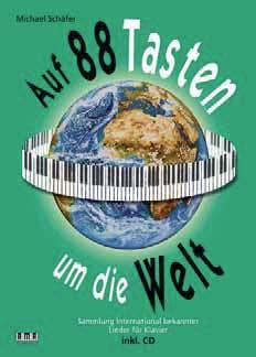 AMA Piano Auf 88 Tasten um die Welt 610377