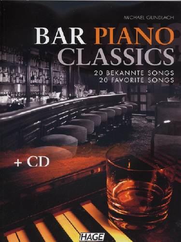 Hage Bar Piano Classics inkl. CD EH3749