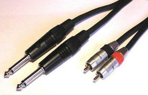 Dreitec Klinke-Kabel Stereo 19630