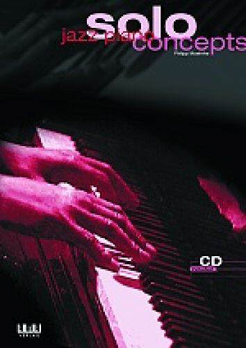 AMA Jazz Piano Solo Concepts 610255