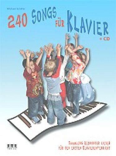 AMA 240 Songs für Klavier 610355