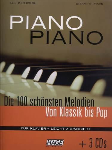 Hage PIANO PIANO + 3 CDs EH4633