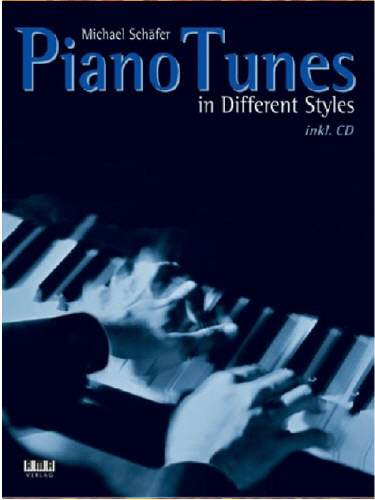 AMA Piano Tunes in Different Styles 610394