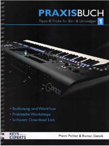 Yamaha Genos Praxis Buch Bd. 1 Yamaha Genos Praxisbuch Bd 1