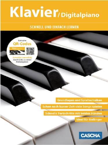 Hage Klavier - Digitalpiano Schule HH 1901 DE