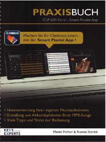Yamaha SmartPianist Praxis Buch CSP Yamaha Praxisbuch CSP-150/170