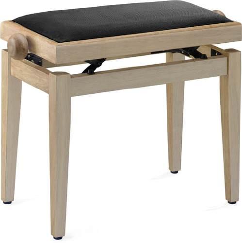 Stagg Klavierbank Naturholz PB40 NAT M