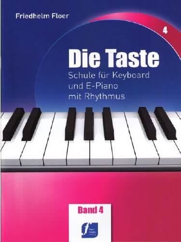 J.P. TONGER Die Taste Bd. 4 PJT2797-1